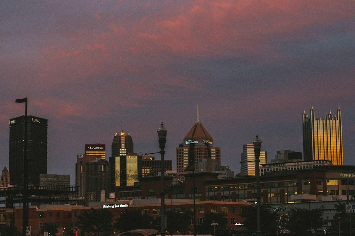 Pittsburgh Magazine's Best Restaurant Party // www.WithTheGrains.com