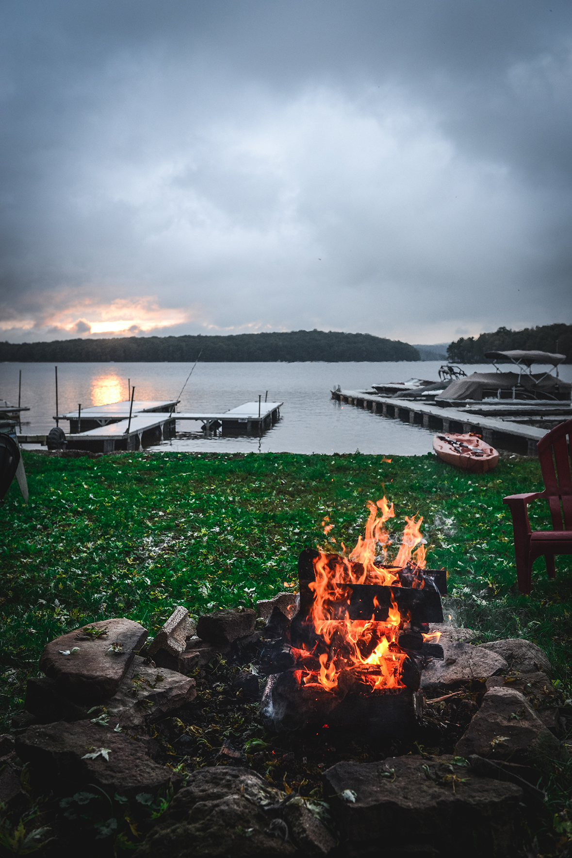 Deep Creek, Maryland: A Lake House Weekend