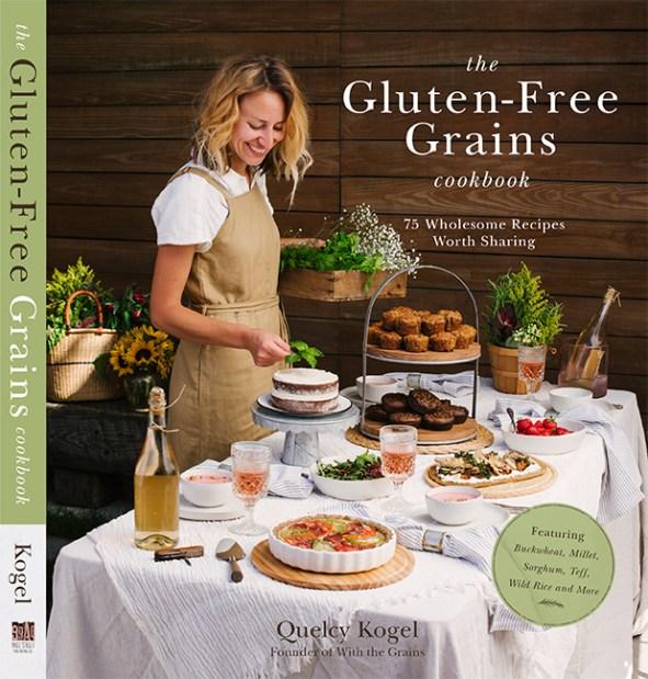 The Gluten Free Grains Cookbook // www.WithTheGrains.com