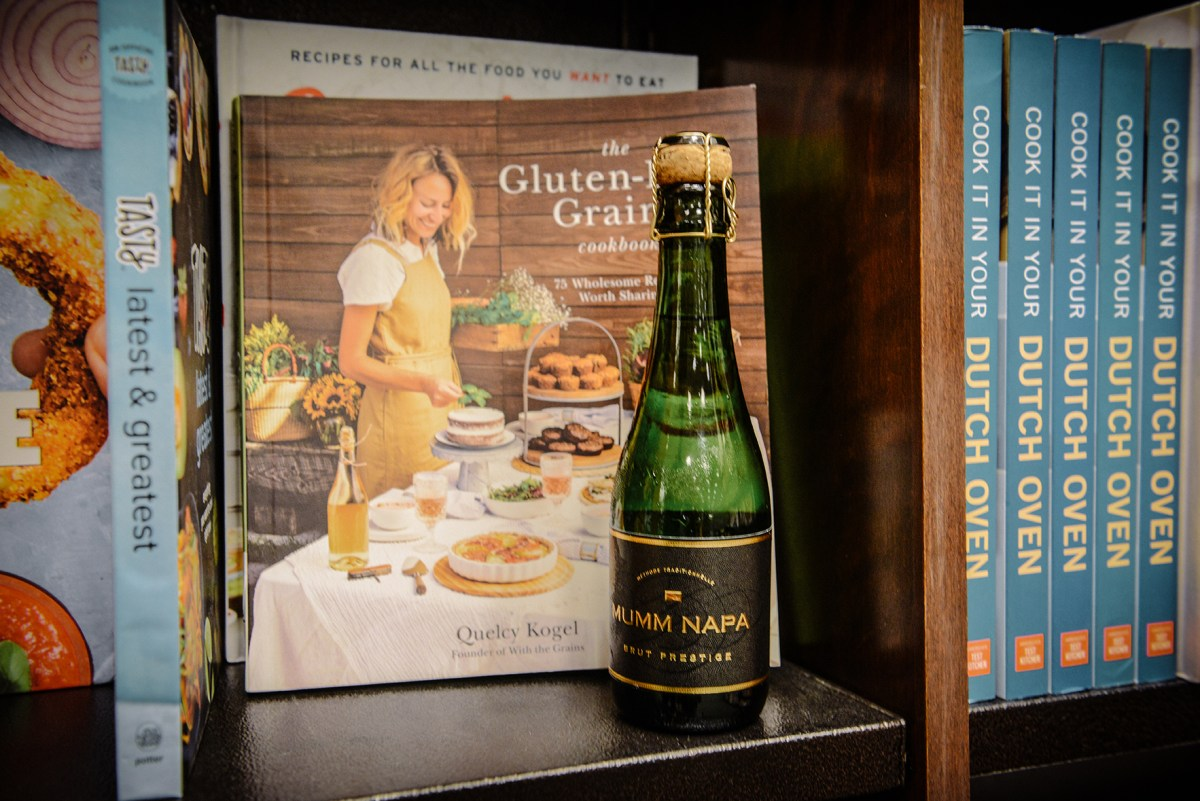 The Gluten-Free Grains Cookbook is One Week Old // www.WithTheGrains.com