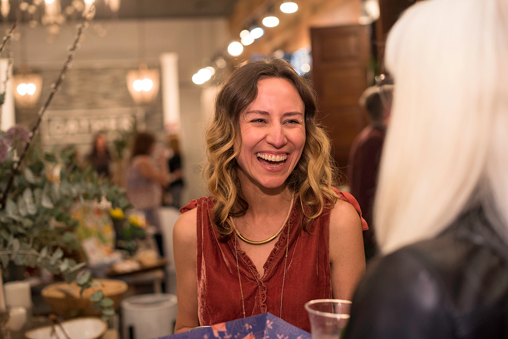 The Gluten-Free Grains Cookbook Launch Party