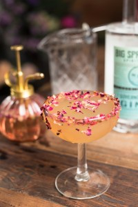 Signature Cocktails Inspired by The Gluten-Free Grains Cookbook // www.WithTheGrains.com