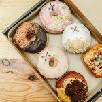 Happy National Doughnut Day via London's Spitalfields Market