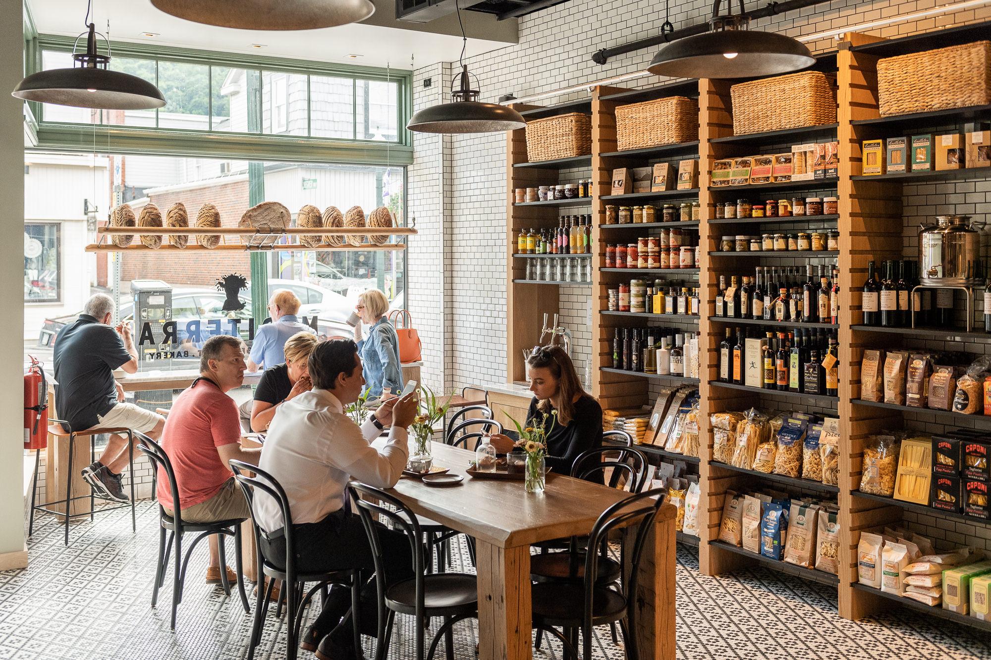 The Gluten-Free Grains Cookbook Event: Private Dinner at Mediterra Café