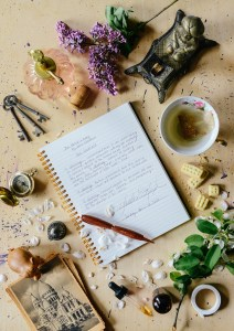 Practicing Creativity with The Artist's Way // www.WithTheGrains.com