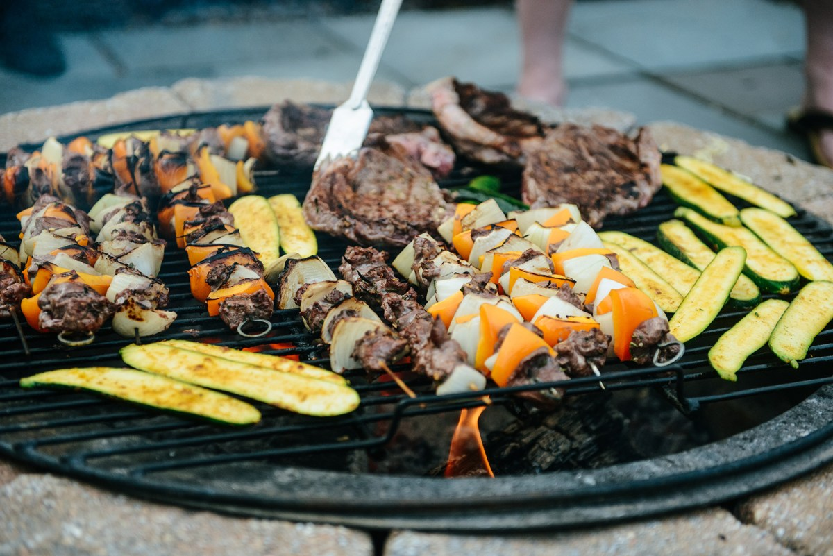 A South African Inspired Braai