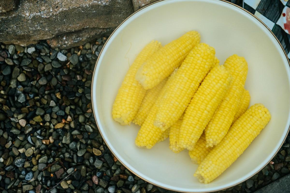 Corn for the Braai // www.WithTheGrains.com