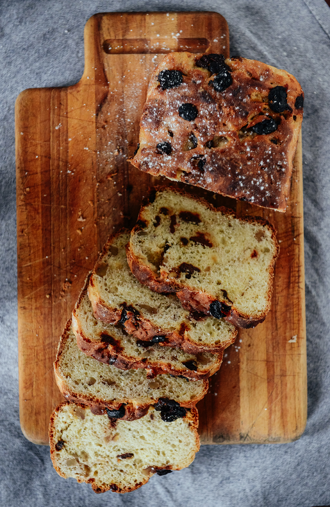 Dutch Christmas Bread & Preserving Family Traditions