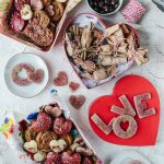 Sending Love with Sweet Valentine Parcels & Mini Gluten-Free Heart Cakes