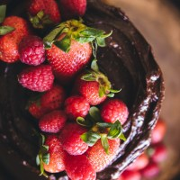 Game-Changing Chocolate Avocado Frosting For My Birthday Cake