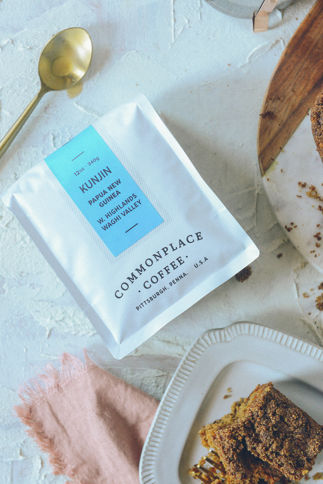 Commonplace Coffee // www.WithTheGrains.com