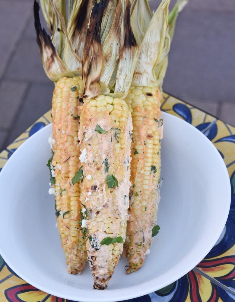 Mexican Corn bowl