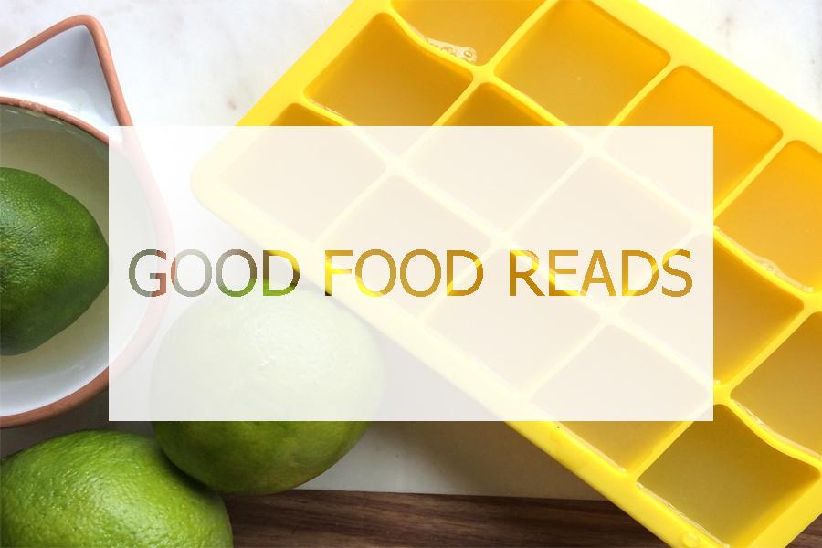 Good (Food) Reads