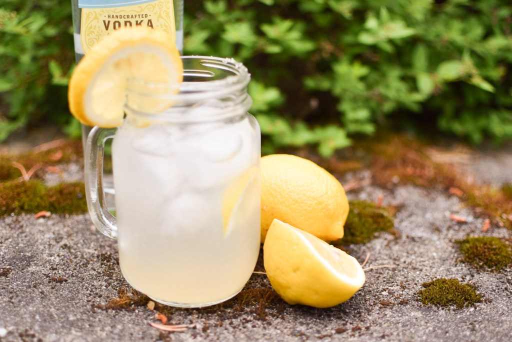 Lavender Lemonade Tonic