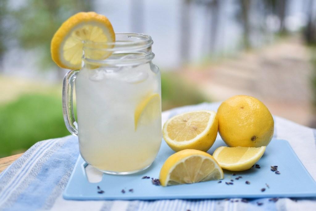 Lavender Lemonade Tonic