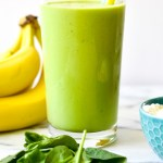A Simple Summer Green Smoothie