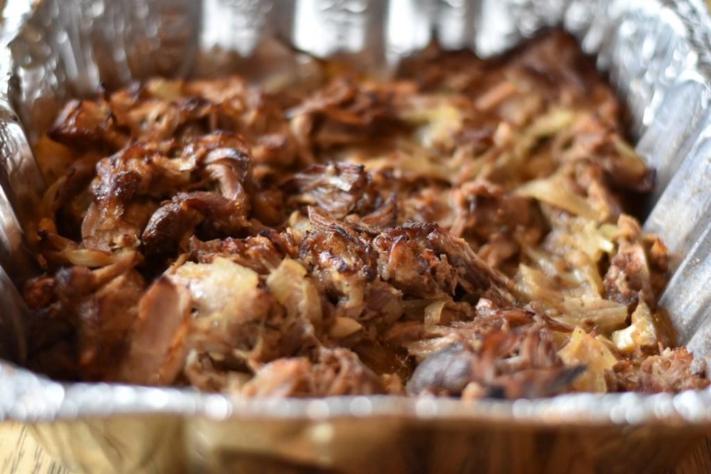 Pulled Pork Sopes