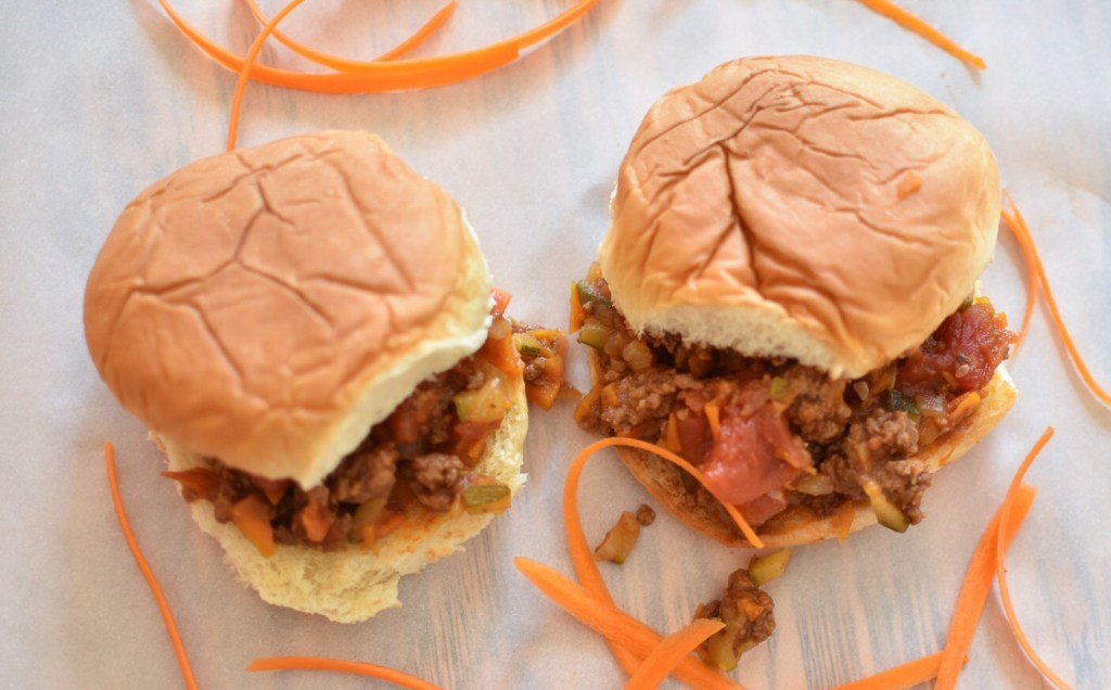 Veggified Sloppy Joes