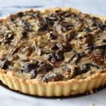 Mushroom Tart (an Ode to Smitten Kitchen)