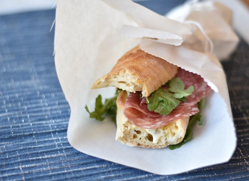 Sopressata Sandwich