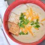 Creamy Onion Soup