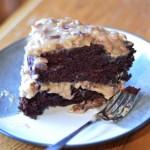 German Chocolate Cake: Kids in the Kitchen
