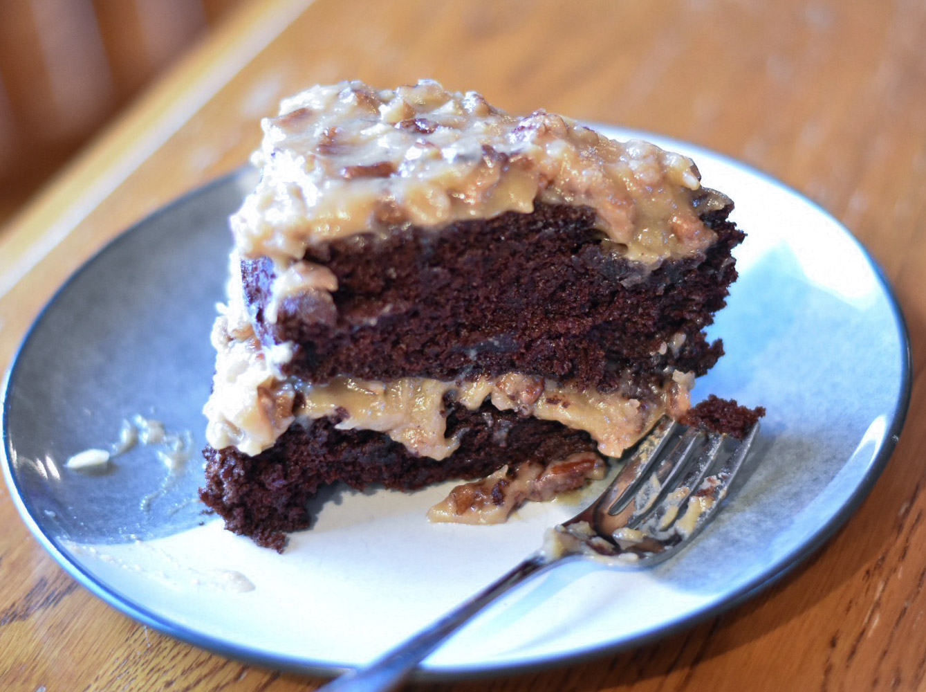 German Chocolate Cake Frosting Recipe With Evaporated Milk