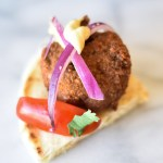 Falafel with Lemon Tahini Dressing