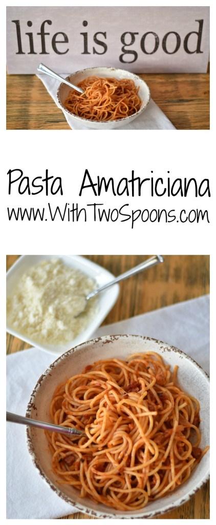 Pasta Amatriciana