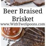 Beer Braised Brisket