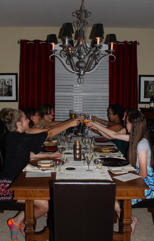 Good Food Reads: Homecoming 2017