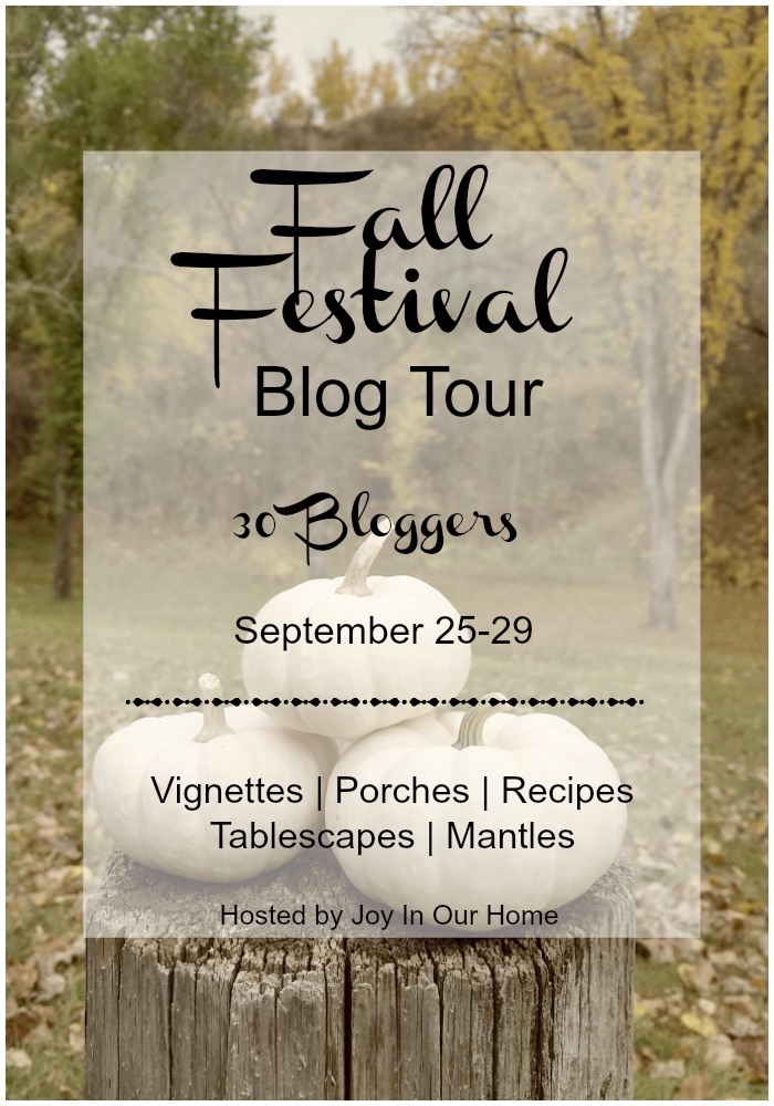 Fall Festival Blog Tour