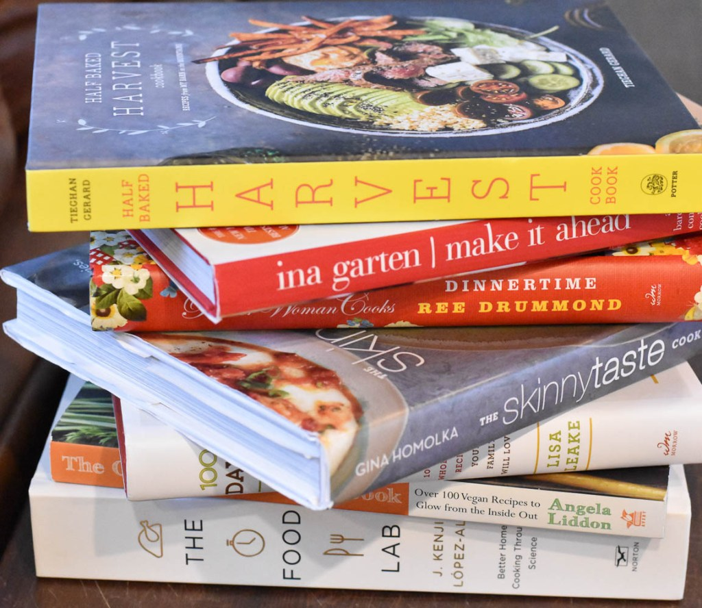 Good Food Reads: Cookbooks