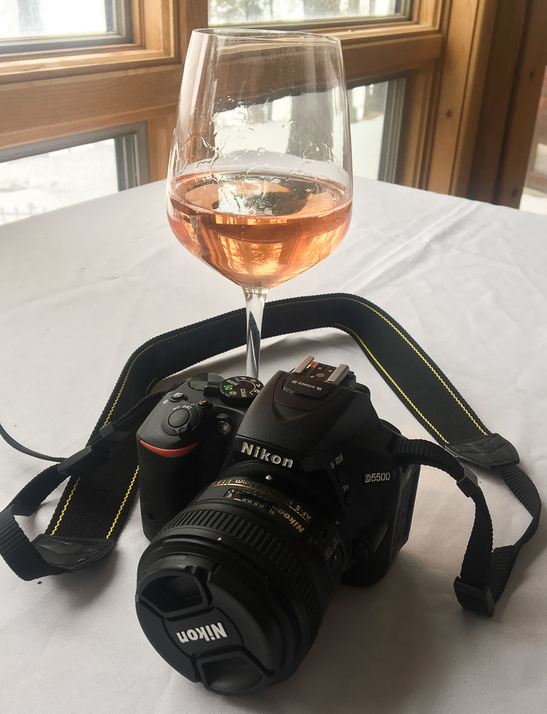 How to Start a Blog camera photo