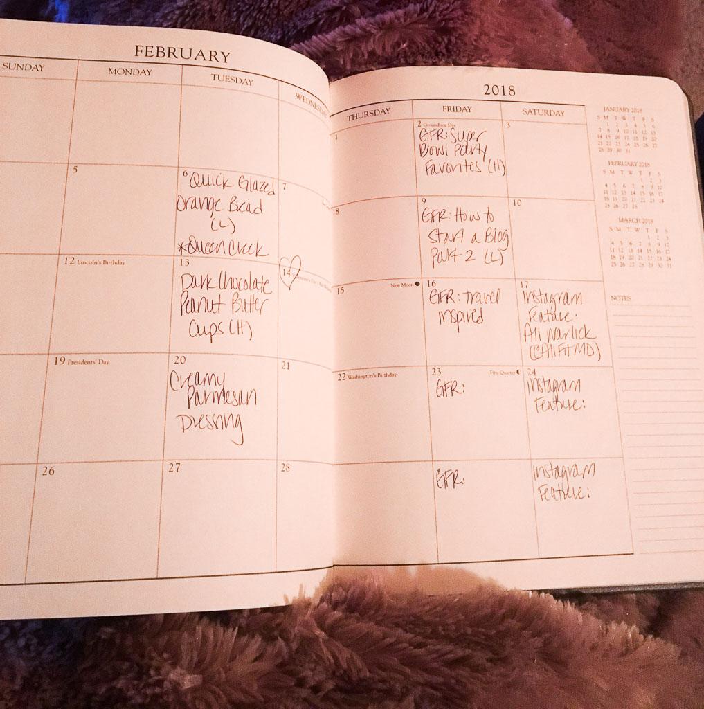 How to Start a Blog Editorial Calendar