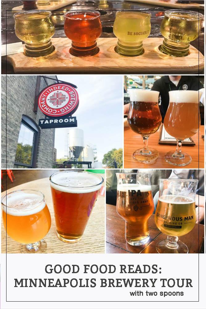Northeast Minneapolis Brewery Tour Pinterest Long Pin