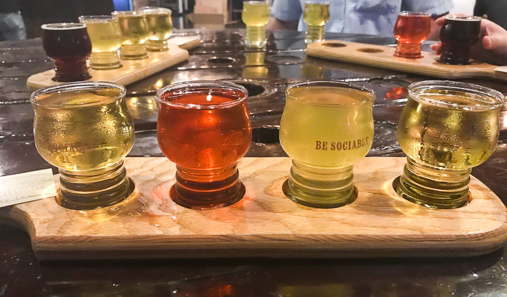 Sociable Cider Works Northeast Minneapolis Brewery Tour