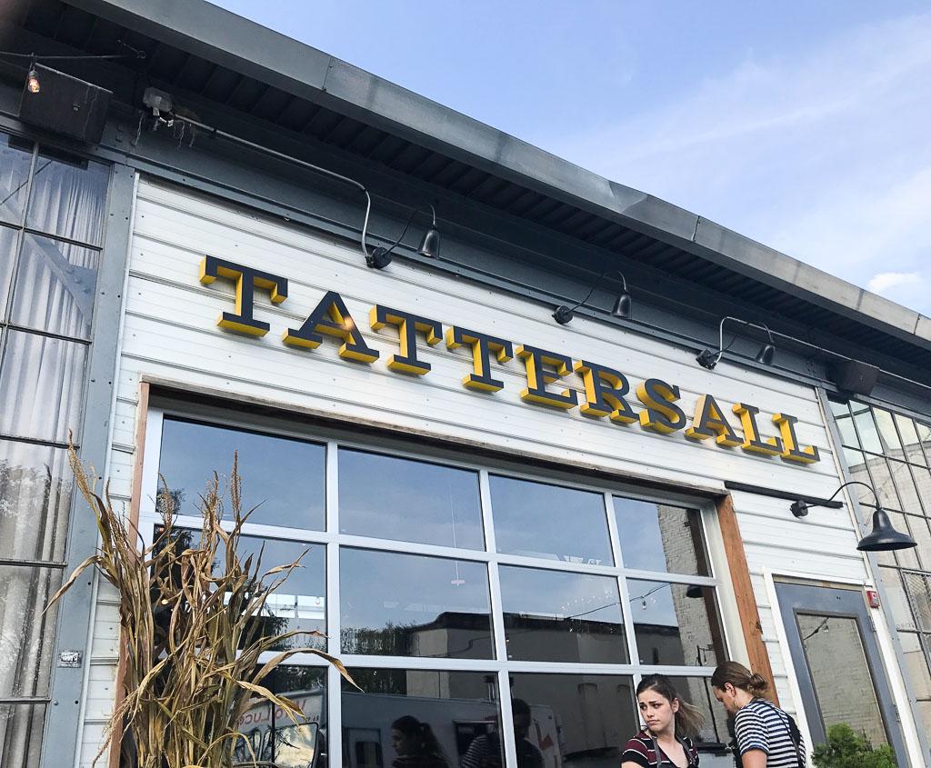 Northeast Minneapolis Brewery Tour Tattersall Distillery