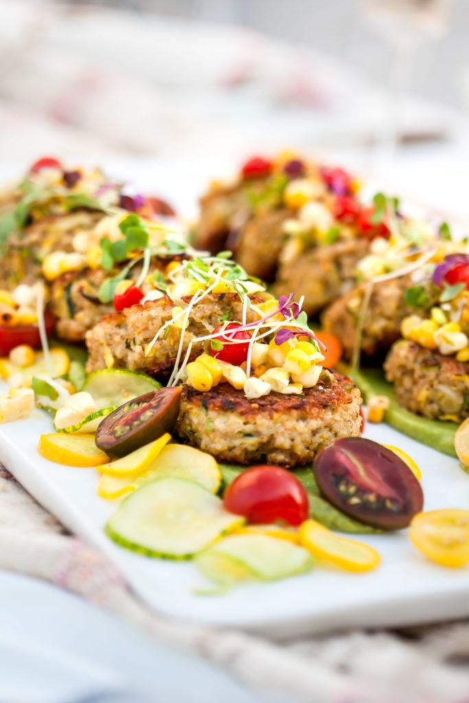 Quinoa Recipe Round Up Quinoa Cakes