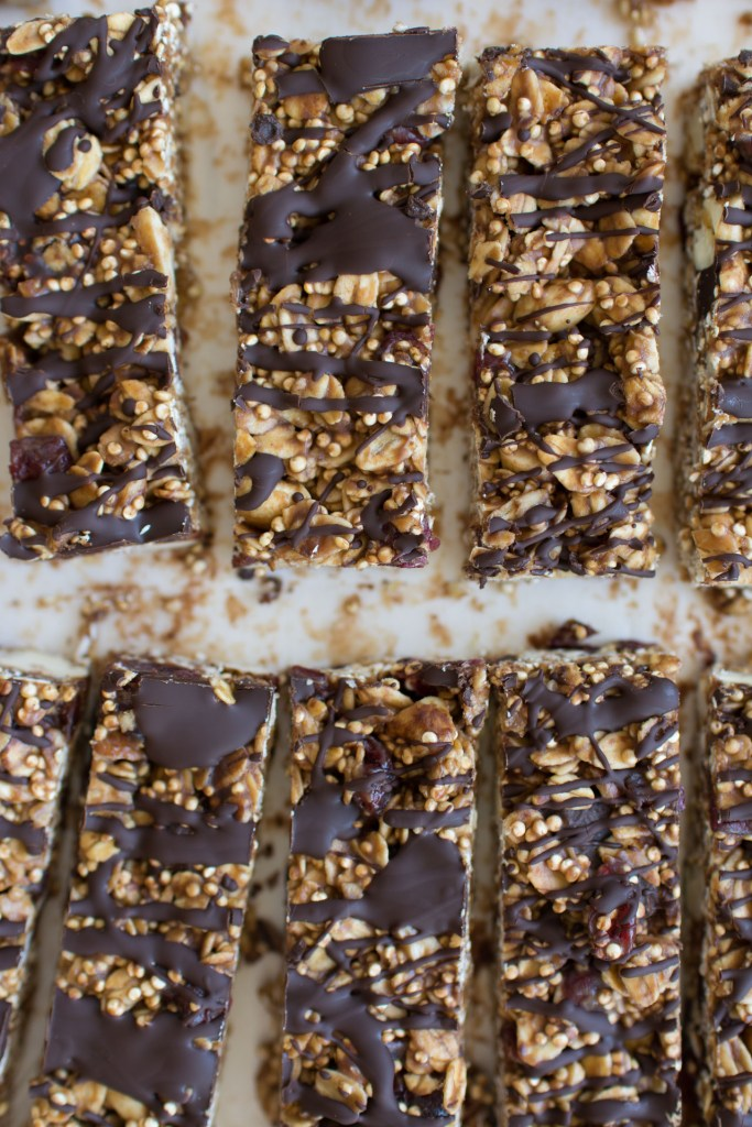 Quinoa Recipe Round Up Quinoa Granola Bars