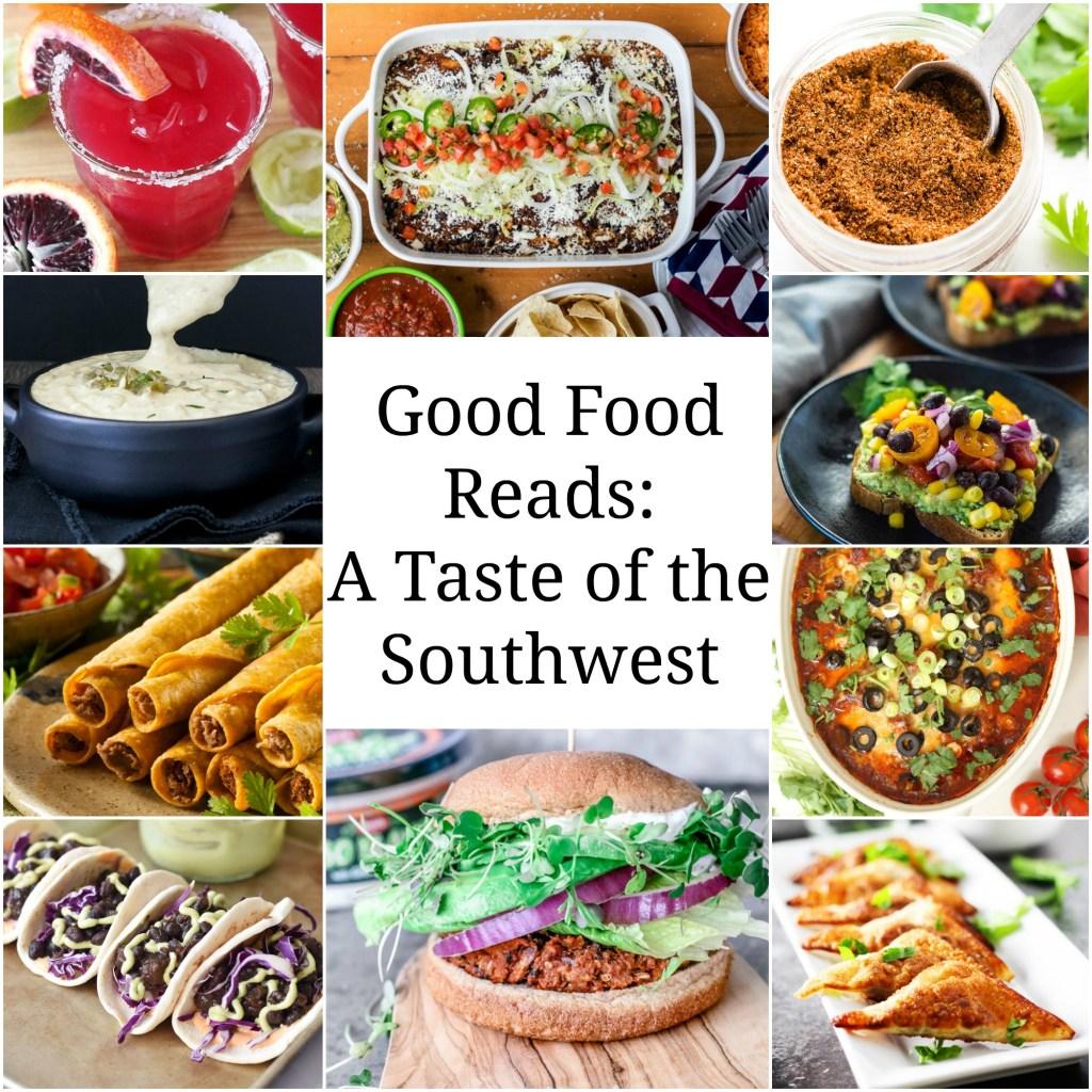 Good Food Reads: Taste of the Southwest