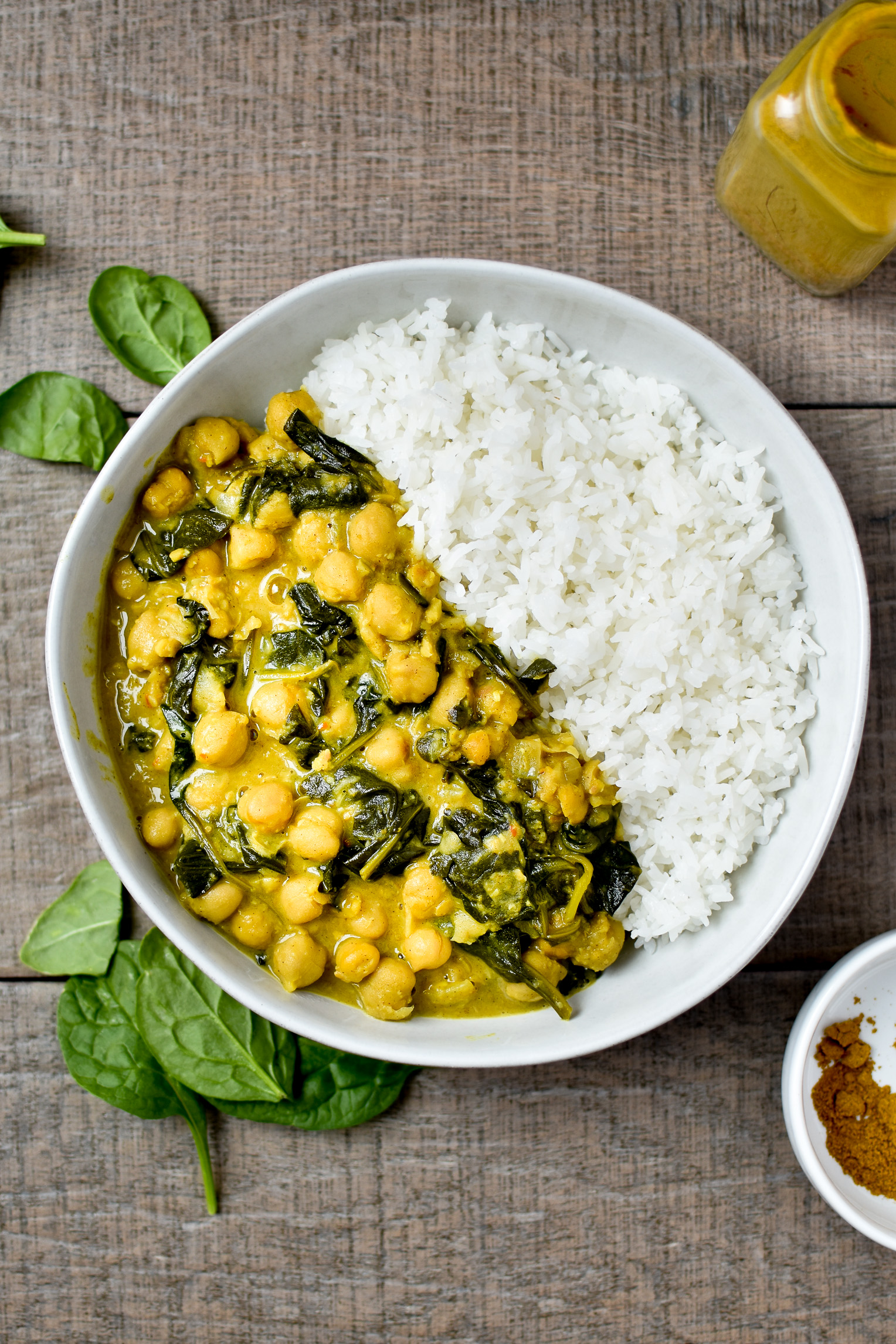 2b5a55a4060a Instant Pot Coconut Curry Chickpeas