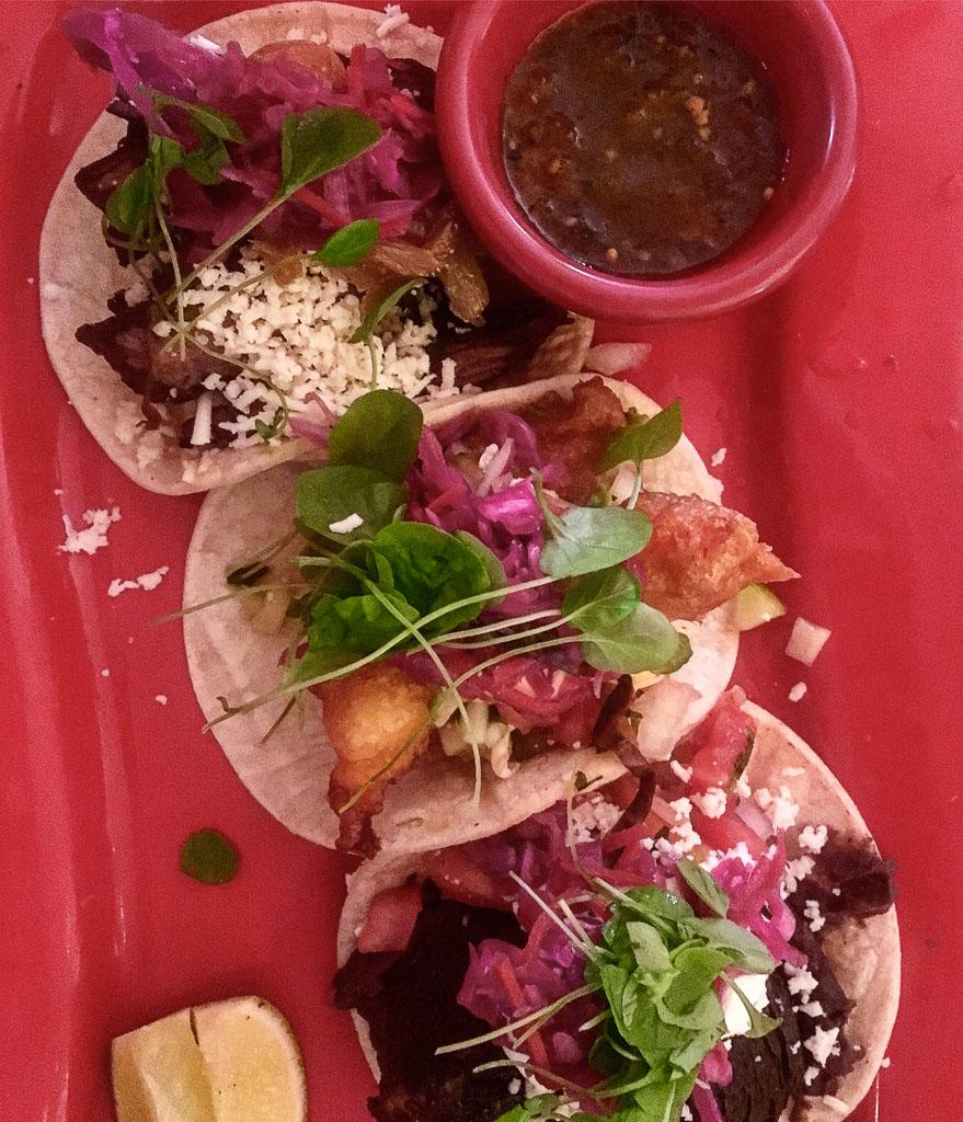 New York City El Centro Tacos