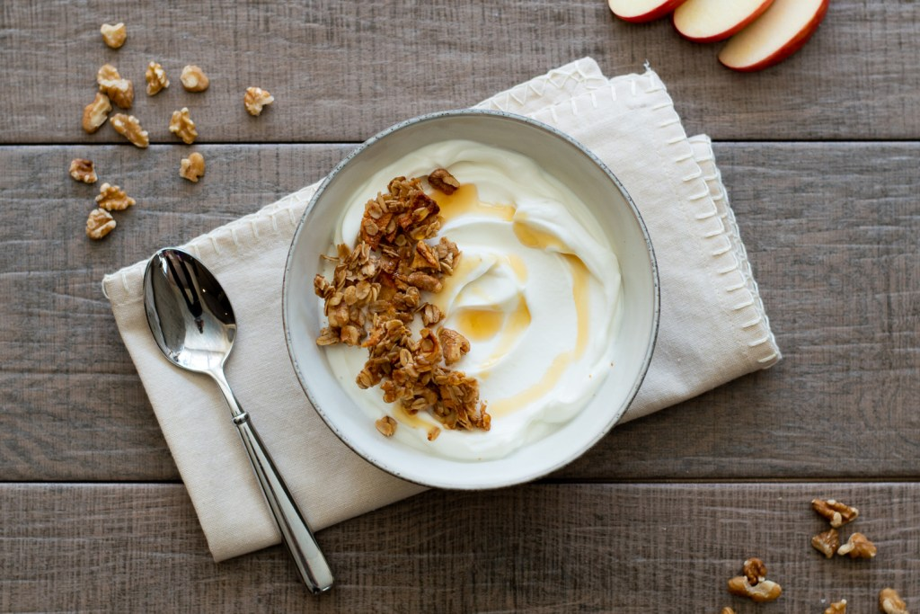 Apple Walnut Fall Granola, a November is Here Favorite