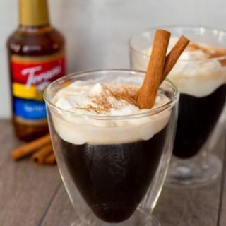 Bourbon Salted Caramel Coffee