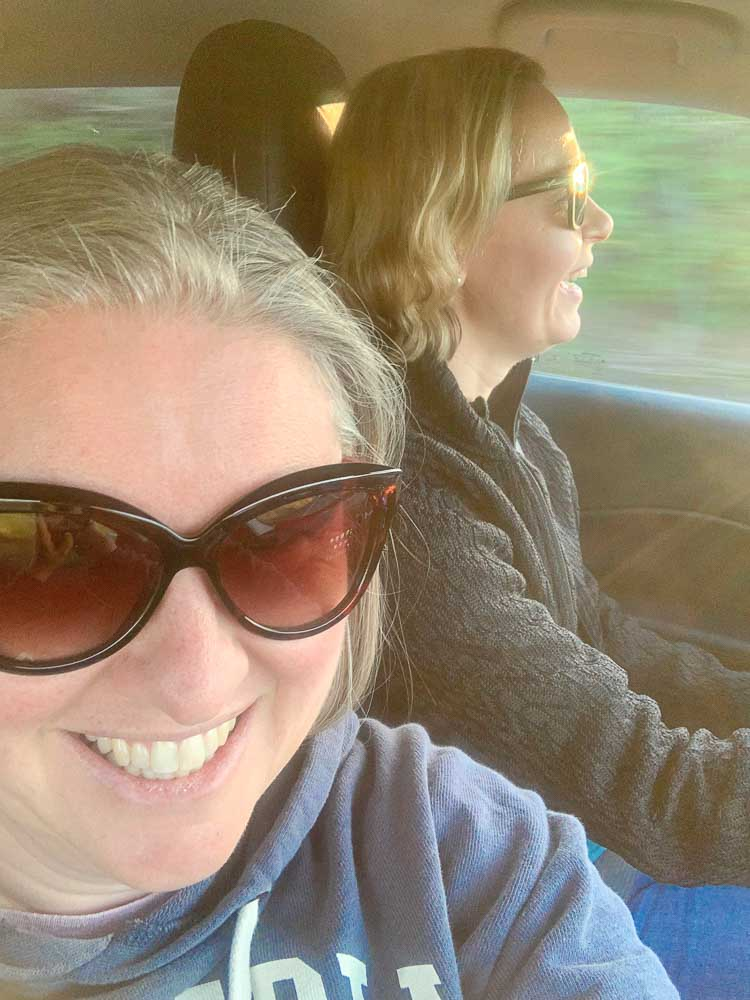 Driving to San Francisco for Healthy Kitchens