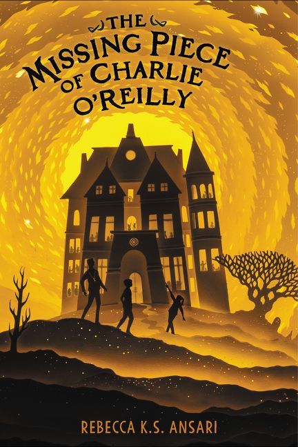 Friday Five Raising Readers The Missing Piece of Charlie O'Reilly