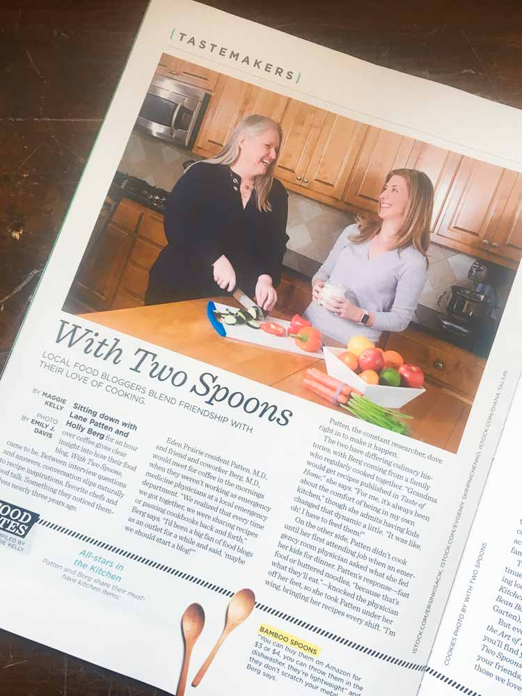 Southwest Magazine feature
