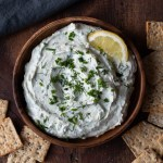 Lemon Herb Goat Cheese Spread