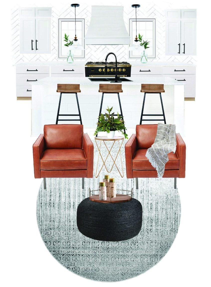 mixing styles of interior design